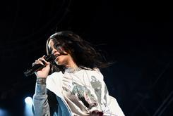 "Rihanna Shares New Song ""James Joint"" On Her Website"