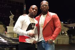 50 Cent Explains His Sudden Reunion With Floyd Mayweather