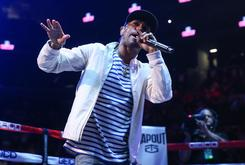 Big Sean Opens A Recording Studio At His Old High School