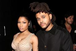 "The Weeknd & Nicki Minaj Perform ""The Hills"" Remix On Saturday Night Live"