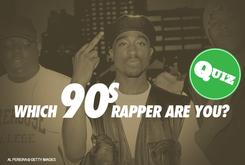 Quiz: Which 90s Rapper Are You?