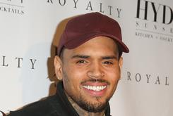 Trespasser Arrested At Chris Brown's L.A. Home