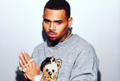 "Chris Brown's ""Royalty"" Debuts At No. 3, Behind Adele and Bieber"