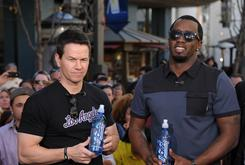 Diddy & Mark Wahlberg Have Donated 1 Million AQUAHydrate Bottles To Flint, Michigan