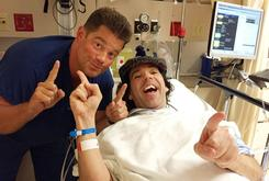 Nardwuar Undergoes Successful Heart Surgery