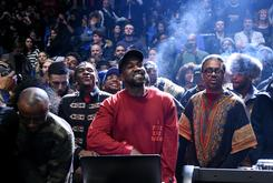 """Kanye West Has Made Changes To """"The Life Of Pablo"""" On Tidal"""