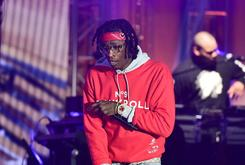 Young Thug Disses Rich Homie Quan At California Concert