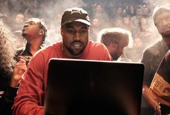 "Kanye Is Fixing ""Wolves"" Tonight"