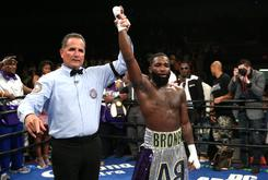 Adrien Broner Walked Out By Desiigner, Calls Out Mayweather After Victory