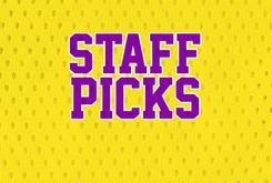 Staff Picks Playlist (April 15)