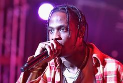 Is This The Intro To Travis Scott's Upcoming Album?