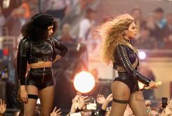 Police Lives Matter Group Protests Beyonce Concert In Houston