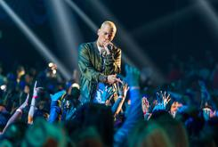 "Eminem To Reissue ""The Marshall Mathers LP"" On Cassette, Hints At New Music"