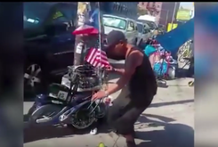 Shocking Video Surfaces Of Brooklyn's Recent K2 Outbreak
