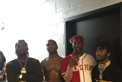 Lil Yachty Brings Out Lil B, Offset, D.R.A.M. And Lil Uzi Vert At Birthday Show
