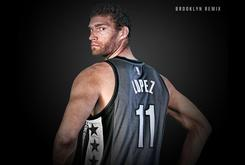 "Brooklyn Nets Unveil New ""Brooklyn Remix"" Jerseys To Be Worn Next Season"