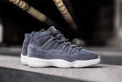 """Suede"" Air Jordan 11s To Retail For $400"