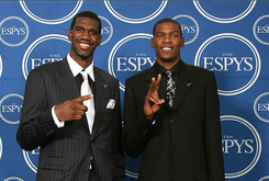 "Kevin Durant Sticks Up For Greg Oden Who Says He'll Be Remembered As ""The Biggest Bust In NBA History"""