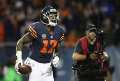 NFL Suspends Chicago Bears' Alshon Jeffery For PED Use