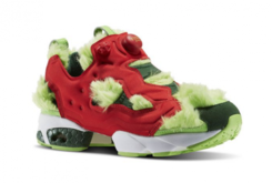 """""""Grinch"""" Reebok Insta Pump Fury Available Now"""