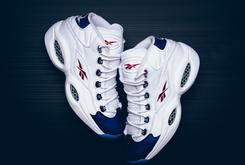 "The OG ""Blue Toe"" Reebok Question Returns This Week"