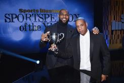 "Jay Z Throws Shade At Phil Jackson's ""Posse"" Comments While Introducing Lebron James"