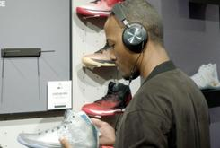 Foot Locker Is Launching In-Store Sneaker Audio Tours