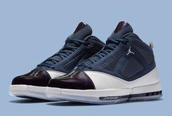 """Midnight Navy"" Air Jordan 16 Official Images Unveiled"