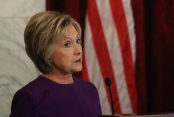 "Hillary Clinton Blames Election Loss On ""Personal Beef"" With Putin"