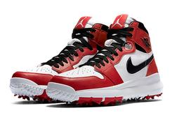 "Jordan Brand Is Releasing A ""Chicago"" Air Jordan 1 Golf Shoe"