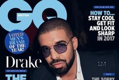 "Drake Tops British GQ's ""Best Dressed"" Award For 2016"