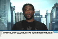 """Gucci Mane Describes """"Drying Out"""" From His Lean Addiction On ESPN"""