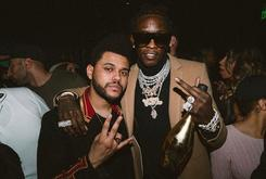 Young Thug Hints At Upcoming Collab With The Weeknd