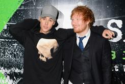 "Ed Sheeran Didn't Write ""Love Yourself"" For Justin Bieber"