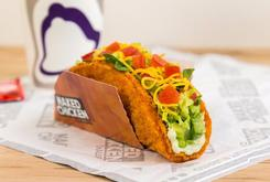 Taco Bell's New Chalupa Uses Fried Chicken Instead Of A Taco Shell