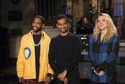 "Big Sean & Aziz Ansari Star In ""Saturday Night Live"" Promo"