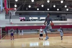 Watch Suns' Rookie Derrick Jones Jr.'s Impressive Dunk Contest Highlight Reel
