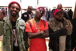 Lil Yachty Meets Outkast