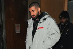 Drake Debuts New Stone Island Chain From Ben Baller