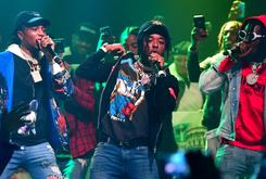 Watch Migos, 21 Savage & Lil Uzi Vert Perform At NYFW Boiler Room Show