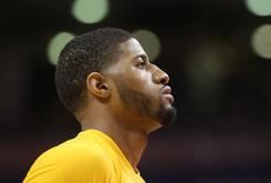 """Paul George Reportedly """"Hell-Bent"""" On Signing With Lakers In Free Agency"""