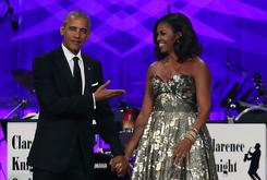 Barack & Michelle Obama Ink Book Deal Rumored To Be Worth Over $60 Million