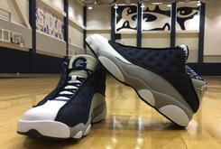 """NCAA"" Air Jordan 13 Low PEs Unveiled For UNC, Georgetown, Michigan +More"