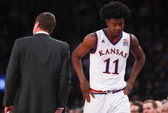 Josh Jackson Allegedly Threatened To Beat Kansas Women's Player: Report