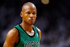 Rajon Rondo Says Ray Allen Won't Be Invited To Celtics' 10-Year Championship Reunion