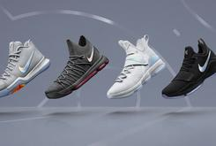 "Nike Launches ""Time To Shine"" Collection For Nike-Sponsored Sweet 16 Schools"