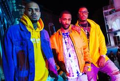 """Jeremih, Big Sean & Chris Brown Shoot Music Video For """"I Think Of You"""""""