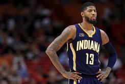 """Paul George Rants About """"Shitty Officiating"""" After Being Ejected"""