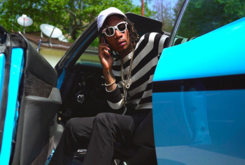 """Wiz Khalifa Receives 2017 Dodge Charger For Free Thanks To Success Of """"See You Again"""""""