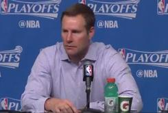 Fred Hoiberg Storms Out Of Interview After Reporter Asks About Isaiah Thomas' Handles